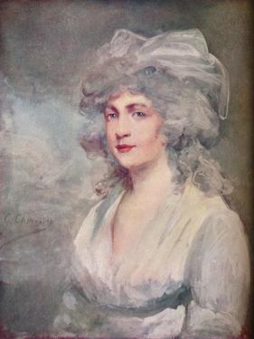 'Miss O?Dwyer', c1799 by George Chinnery