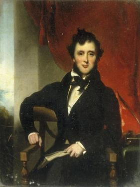 Portrait of a Gentleman by George Chinnery