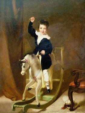 The Young Huntsman by George Chinnery