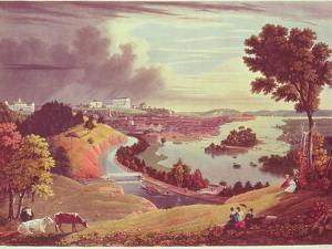 Richmond, Virginia, Engraved by William James Bennett by George Cooke