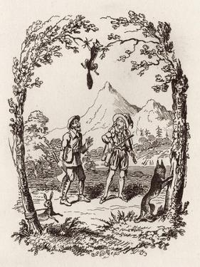 Brothers Grimm Children's and by George Cruikshank