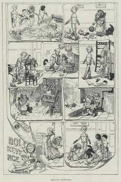 Dolly's Revenge by George Cruikshank