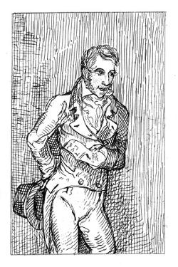 George Cruikshank (1792-187), English Caricaturist and Book Illustrator, 1811 by George Cruikshank