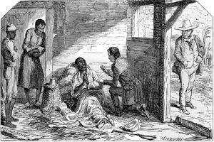 Uncle Tom's Cabin by Harriet Beecher Stowe by George Cruikshank