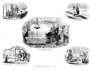 Various Cartoons, 1829 by George Cruikshank