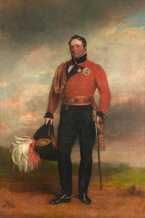 Lieutenant-General Rowland, Lord Hill, C.1819