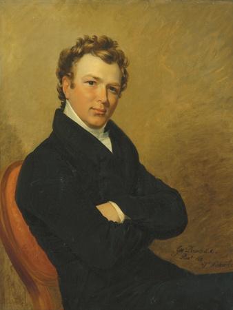 Portrait of a Young Gentleman, 1819