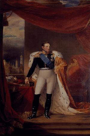 Portrait of Tsar Nicholas I of Russia, 1826