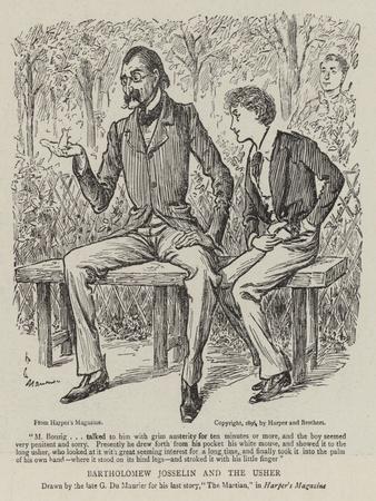 Bartholomew Josselin and the Usher