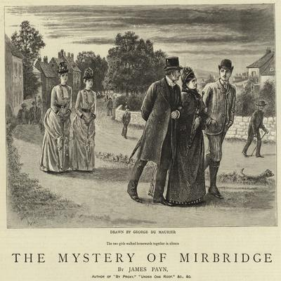 The Mystery of Mirbridge
