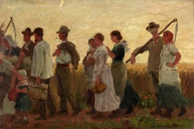 The Harvest Moon, 1881