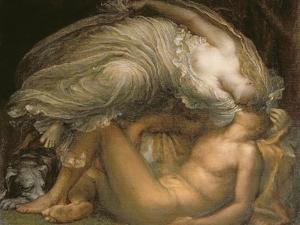 Endymion, c.1869 by George Frederick Watts