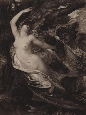 Fata Morgana by George Frederick Watts