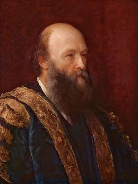 Robert Arthur Talbot Gascoyne-Cecil, 3rd Marquess of Salisbury, 1882 by George Frederick Watts