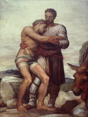 The Good Samaritan, 1852 by George Frederick Watts