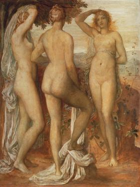 The Judgement of Paris by George Frederick Watts