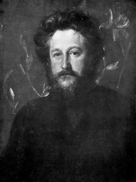 William Morris by George Frederick Watts