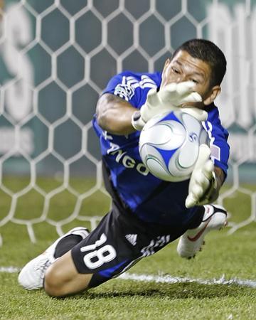 Apr 26, 2007, FC Dallas - Real Salt Lake - Nick Rimando by George Frey