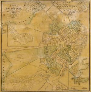 Boston, c.1835 by George G. Smith