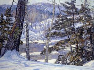 Winter by George Gardner Symons