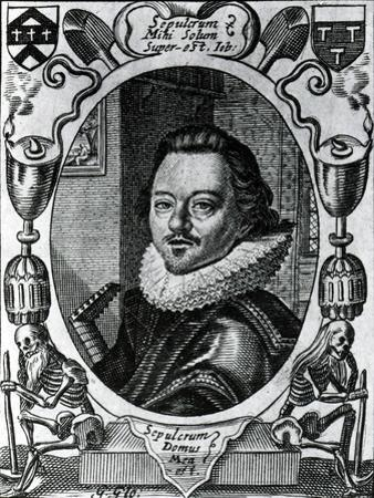 William Austin in the Title Page to His 'Meditations', 1635