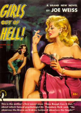 Girls Out of Hell! by George Gross
