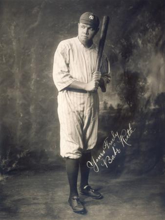 George H. Ruth (1895-1948)