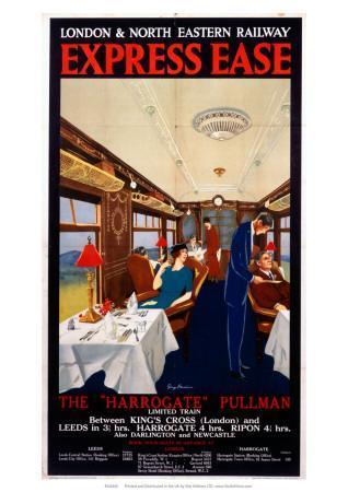 Express Ease, LNER, c.1923-1930