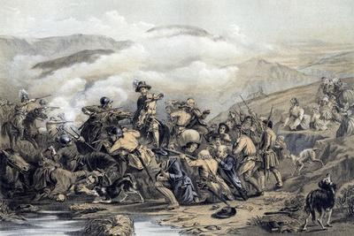 The Battle of Drumclog, 1679