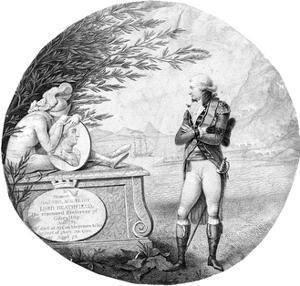 George Heathfield Tomb