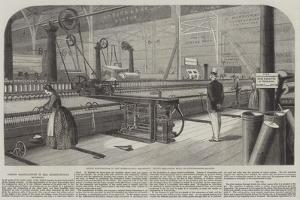 Cotton Manufacture in the International Exhibition by George Henry Andrews