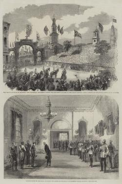 Royal Visit to Canada by George Henry Andrews