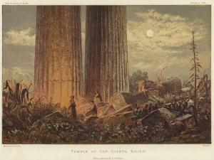 Temple of the Giants in Sicily by George Henry Andrews