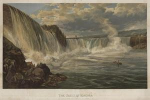 The Falls of Niagara by George Henry Andrews