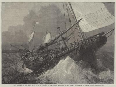 The Harvest of the North Sea