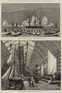 The International Fisheries Exhibition by George Henry Andrews