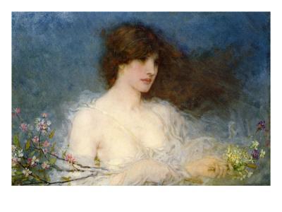 A Spring Idyll, 1901