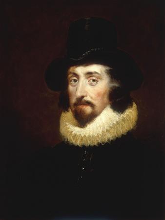Portrait of Francis Bacon (1561-1626)