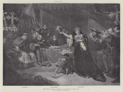 The Trial of Queen Katharine in Shakspere's Henry VIII