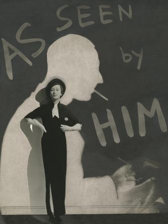 Vogue - August 1933 - Toto Koopman 'As Seen by Him'
