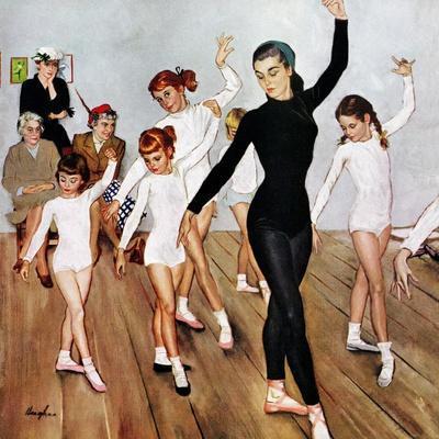 """""""Ballet Class"""", November 3, 1956"""