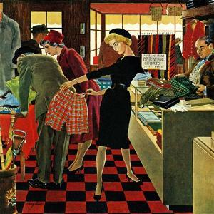 """Bermuda Shorts,"" March 12, 1960 by George Hughes"