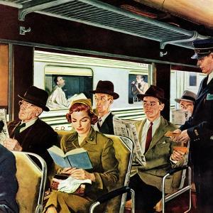 """This Does Not Commute"", September 24, 1955 by George Hughes"