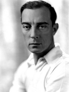 Buster Keaton, 1930 by George Hurrell