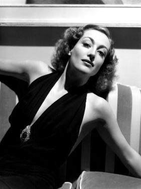 Joan Crawford, 1936 by George Hurrell