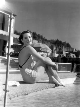 Norma Shearer, February 28, 1933 by George Hurrell