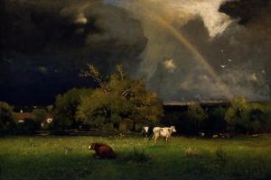 Rainbow, 1878-1879 by George Inness