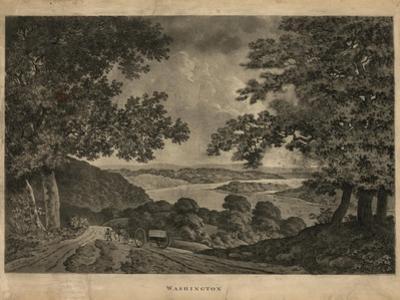 Washington, 1795 by George Isham Parkyns