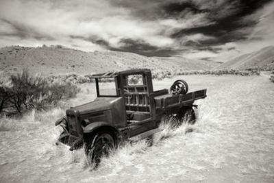 Bannack Truck by George Johnson