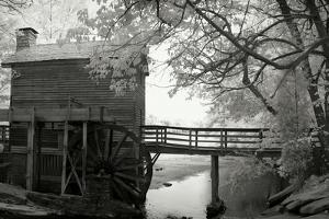 Stone Mountain Mill by George Johnson